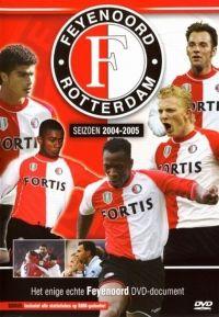 Cover  - Feyenoord Seizoen 2004 - 2005 [DVD]